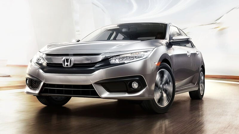 2017 Honda Civic In Raleigh Nc Leith Honda