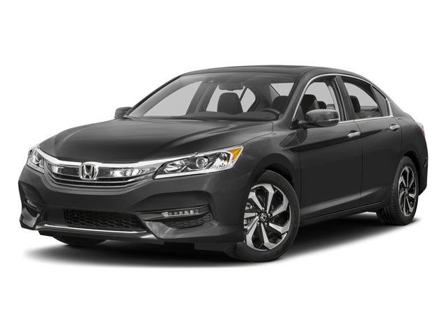 Leith Honda New Vehicles 2017 Honda Accord Sedan EX-L
