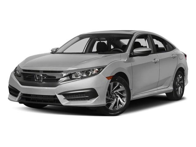 Leith Honda New Vehicles 2017 Honda Civic Sedan EX CVT
