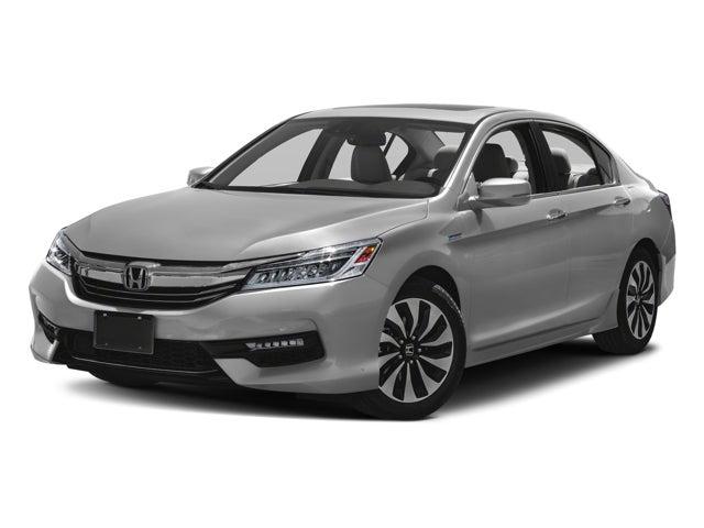 Leith Honda New Vehicles 2017 Honda Accord Hybrid Touring Sedan