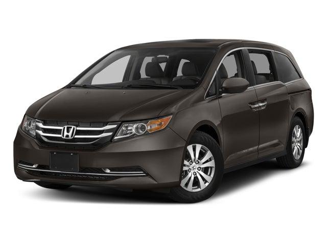 Leith Honda New Vehicles 2017 Honda Odyssey EX-L Auto