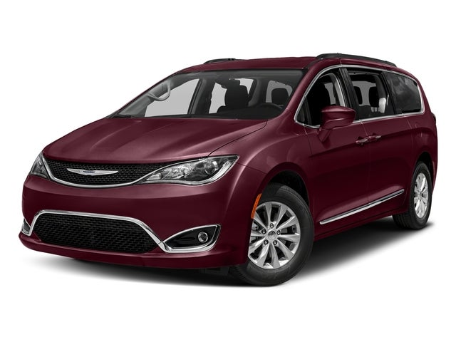 2018 Chrysler Pacifica Touring L Fwd In Raleigh Nc Leith Honda