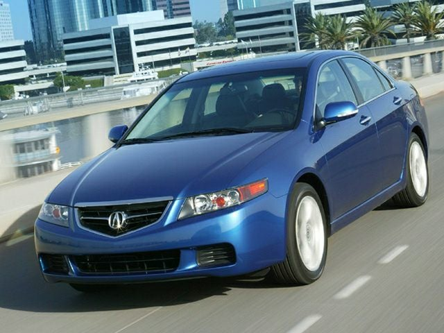 2005 ACURA TSX for sale in Raleigh