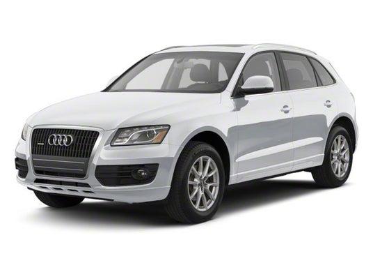 2012 Audi Q5 quattro 4dr 2 0T Premium Plus