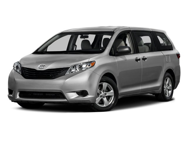 2015 Toyota Sienna 5dr 8 Pass Van XLE FWD In Raleigh, NC   Leith