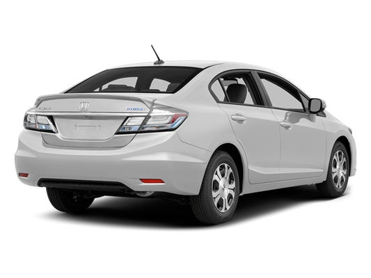 2017 Honda Civic Hybrid 4dr Sdn L4 Cvt W Leather In Raleigh Nc