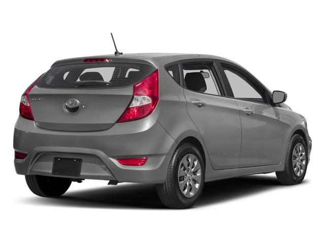 2017 Hyundai Accent Se Hatchback Auto In Raleigh Nc Leith Honda