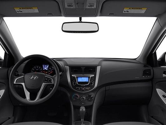 2013 Hyundai Accent 5-Door 5dr HB Auto GS