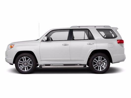 2013 Toyota 4Runner RWD 4dr V6 Limited