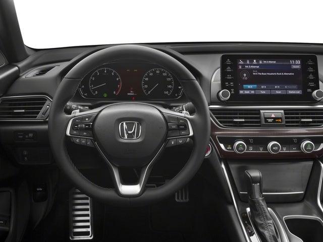 2018 Honda Accord Sedan Sport 1.5T CVT In Raleigh, NC   Leith Honda Raleigh