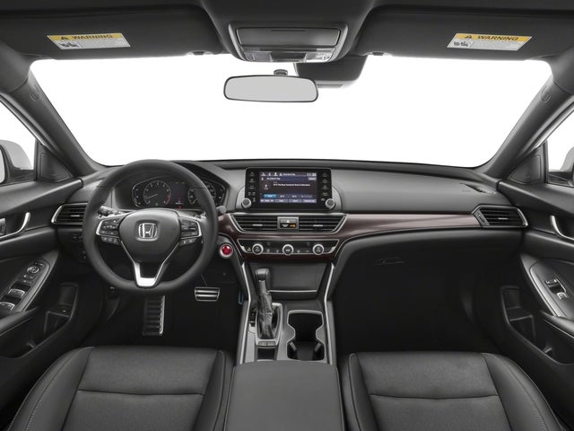 2018 Honda Accord Sedan Sport CVT In Raleigh, NC   Leith Honda