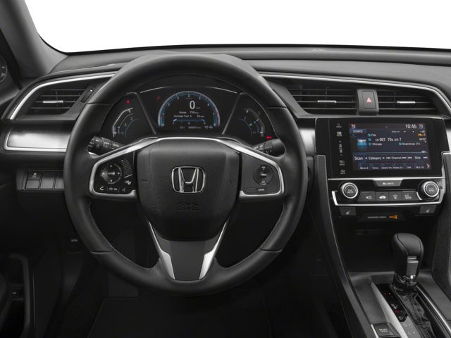 New 2018 Honda Civic Sedan For Sale Raleigh NC JHMFC1F76JX005822