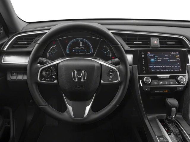 2018 Honda Civic Sedan EX L CVT In Raleigh, NC   Leith Honda Raleigh