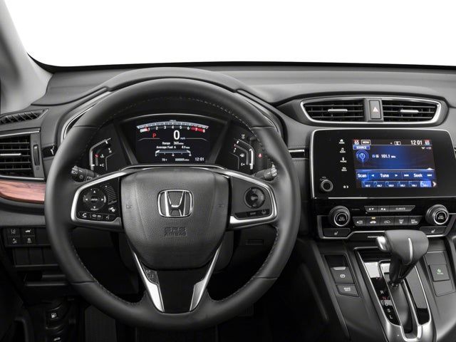 2018 Honda CR V EX L 2WD In Raleigh, NC   Leith Honda