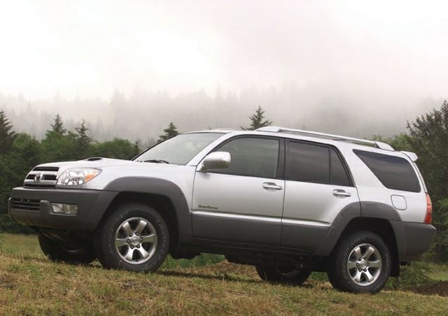 Used 2004 Toyota 4runner For Sale Raleigh Nc Jtebt14r040037498