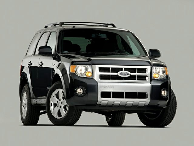 2008 Ford Escape Fwd 4dr V6 Auto Xlt In Raleigh Nc Leith Honda