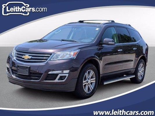 Used 2015 Chevrolet Traverse For Sale Raleigh Nc 1gnkrhkd8fj138649