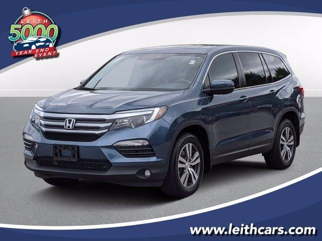 used 2018 honda pilot for sale raleigh nc 5fnyf5h70jb001443 leith honda