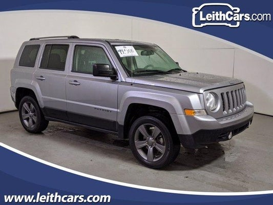 Used 2017 Jeep Patriot For Sale Raleigh Nc 1c4njpba4hd189242