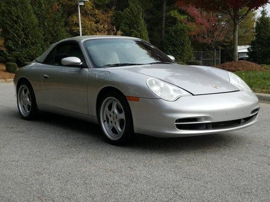 2003 Porsche 911 Carrera 2dr Carrera Cabriolet Tiptronic