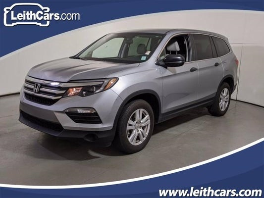 used 2018 honda pilot for sale raleigh nc 5fnyf5h14jb030522 leith honda