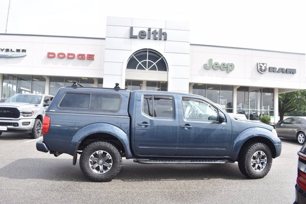 used 2017 nissan frontier for sale raleigh nc 1n6ad0ev8hn732708 2017 nissan frontier pro 4x