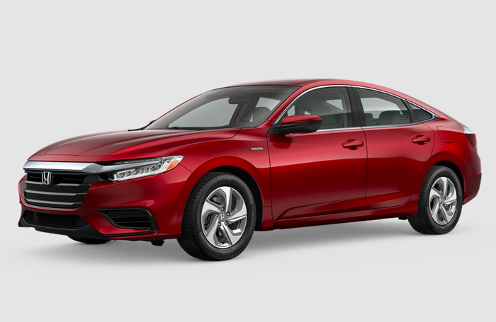 2019 Honda Insight In Raleigh Nc