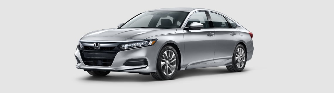 New 2019 Honda Accord Lx Cvt 1 5t