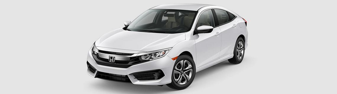 New 2018 Honda Civic Sedan LX CVT