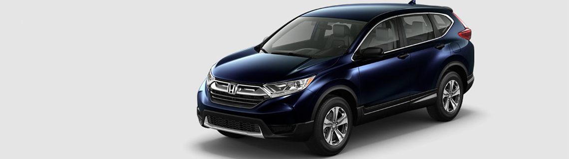 New 2019 Honda Cr V Models