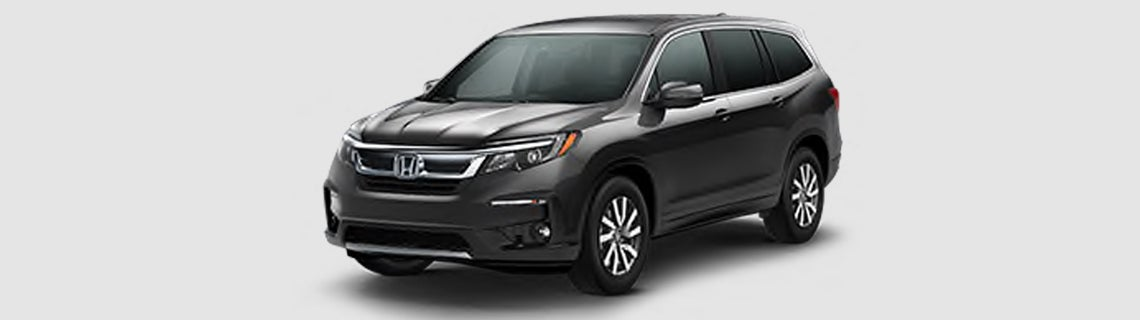 All New 2019 Honda Pilot Models