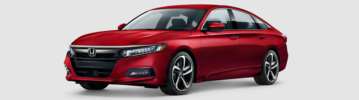 New 2019 Honda Accord Sport Sedan Cvt 1 5t